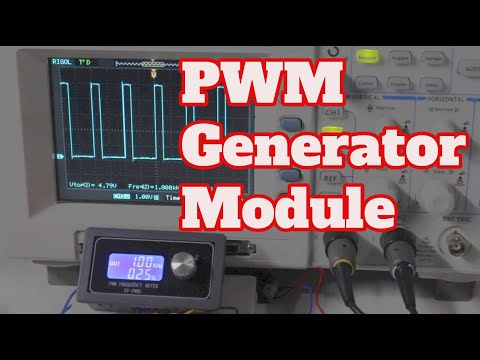 Variable Duty Cycle 1Hz-150KHz PWM Module From ICStation.com