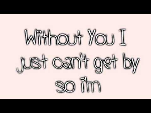 Britt Nicole - Hanging On [LYRICS]