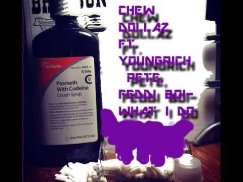 CHEW DOLLAZ FT.YOUNGRICH PETE, FEDDI BOI-SHIT AINT NEW(WHAT I DO) PROD. (LCARDIOBEATZ)