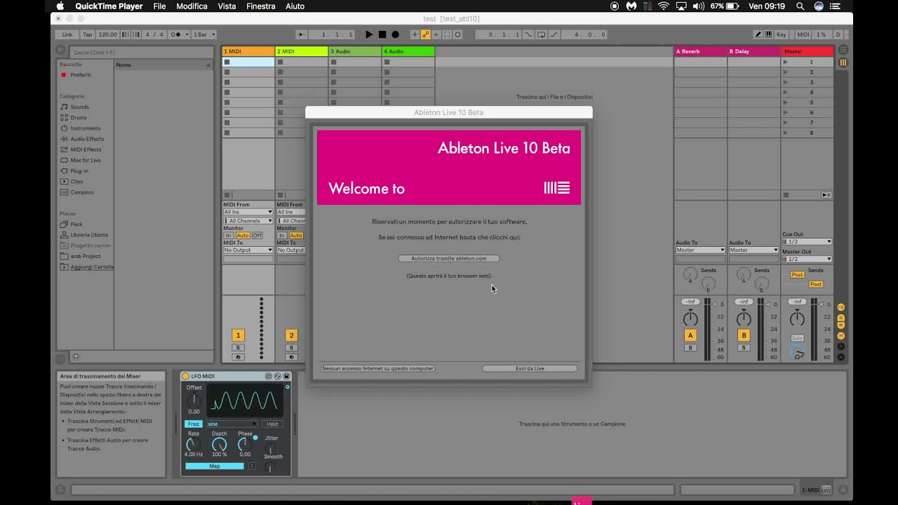 ableton live 9 crack mac authorization code