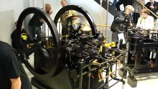Film 2 of 2 Twin Cylinder 4 HP Deutz slide valve Special Dynamo service start up