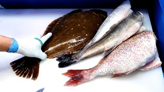 Удивительное рыбное мастерство - Корейская еда