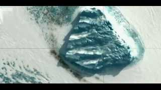 Satellite images show emperor penguins