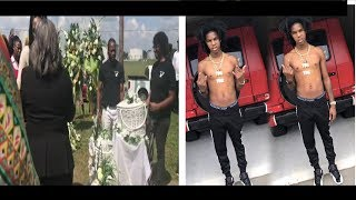 Footage of Da real gmoney funeral