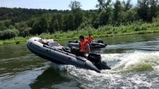 Тест-драйв човнів і моторів Golfstream