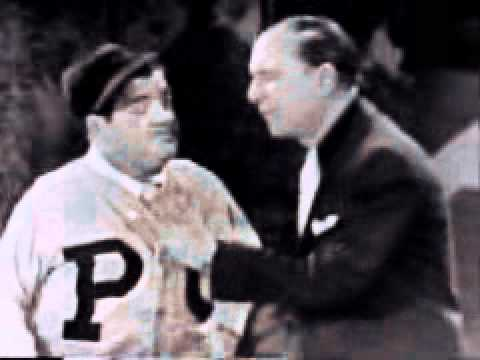 Abbot and Costello - Who's on First
