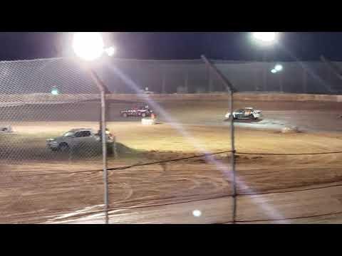 Eco Stock Heat Race @ 105 Speedway 5/25/19