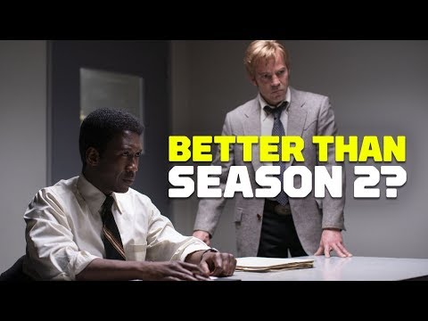 HBO's True Detective Gets Back on Track in Season 3 - YouTube