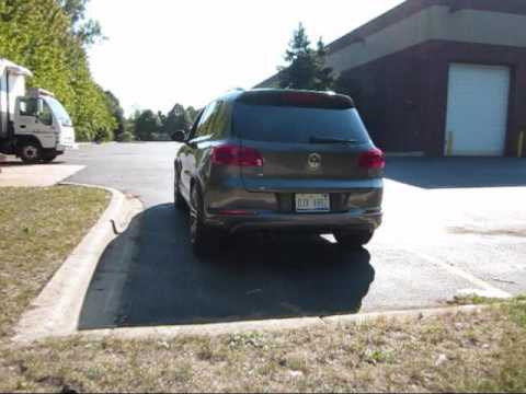 Volkswagen Tiguan Stage 2 with APR Downpipe & Borla Exhaust -- Launch #2