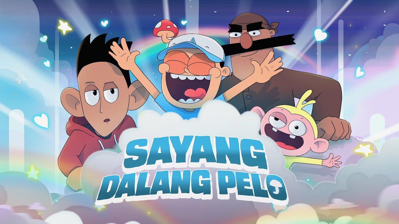 Dalang Pelo - Sayang Dalang Pelo Ft. Alsa & Dede (Official Music Video)