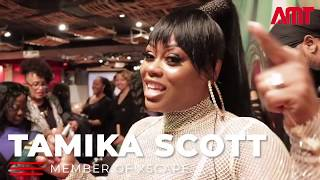 Tamika Scott of XSCAPE