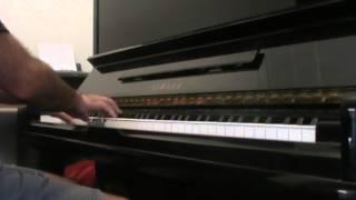 Santorini - Yanni (piano cover)