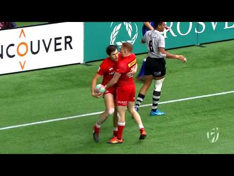 Canada Sevens Highlights: Action from an exciting day one