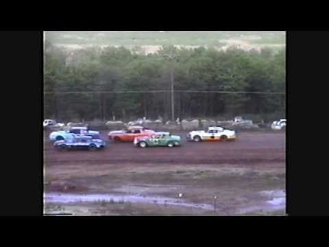 Midway Speedway   Hartman 50   5/19/1996   part 2 of 5