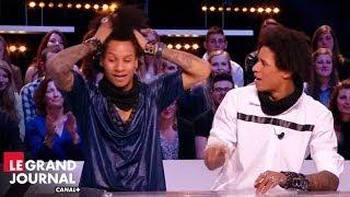 Concours de danse avec Les Twins - Le Grand Journal
