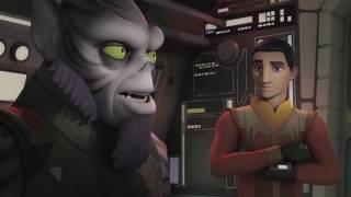 Звёздные войны: Повстанцы (2016) Русский трейлер 3 сезона мультсериала (Full HD)