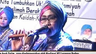 Nasida Ria Live Larangan Brebes Nasehat Pergaulan