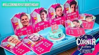 TORNEO INFLUENCERS | #ELCÓRNERFUTBIRTHDAY | FIFA19