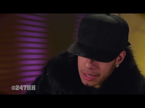 AraabMuzik - My Beats Are Made Sober, When You Have A Gift You Don't Need Anything (247HH Exclusive)