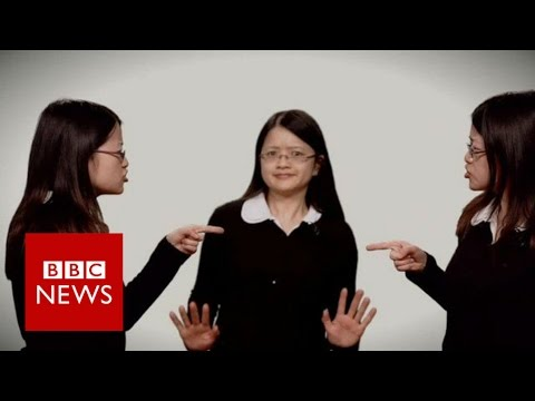 Hong Kong Election In Insults: Traitor! Hot dog! Pig! BBC News