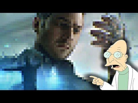 Quantum Break - как изменить разрешение
