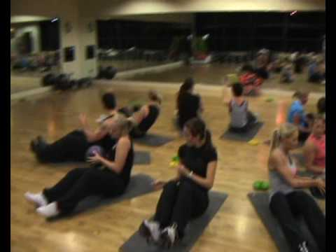 David Souter - Group Fitness Classes