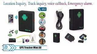 Mini A8 | mini a8 gps tracker setup |  gps tracker mini | BD Career School