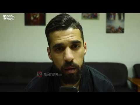 عبدالله السعيد يتحدث بعد تمديد عقده مع الأهلي