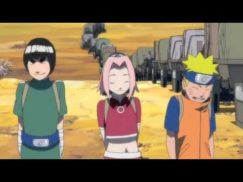 Naruto The Movie Guardians of the Crescent Moon Kingdom - Tsubomi - YouTube