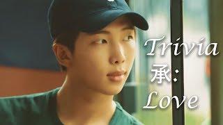 Gambar cover BTS (방탄소년단) - TRIVIA 承: LOVE | MV