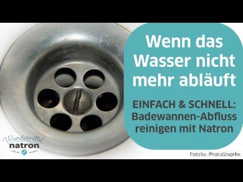 Tipps + Tricks: Abfluss reinigen mit Essig und Backpulv ...