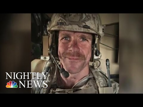 Decorated Navy SEAL Faces Trial For War Crimes | NBC Nightly News