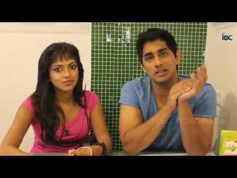 Sidharth & Amala Paul Interview