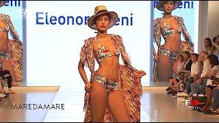 ACCADEMIA ITALIANA   ELEONORA BENI Spring Summer 2018 Maredamare 2017 Florence   Fashion Channel