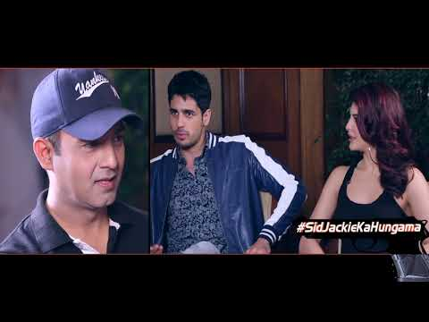 Check Out The SUPERB Interview TEASER Of Sidharth Malhotra & Jacqueline Fernandez | A Gentleman
