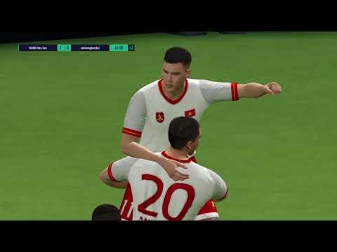 [ FIFA ONLINE 4 ] Pha Sút VOLLEY Một Chạm Siêu Phẩm Của Công Vinh Mùa Thẻ Việt Nam Legend Trong FO4