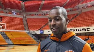 OSU Basketball: Boynton on Syracuse