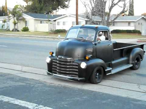 1950 Chevy Coe 5 Window Mov Youtube