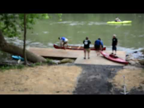 New Access For Paddlers, Boaters On Juniata River