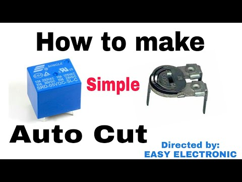make battery charger circuit