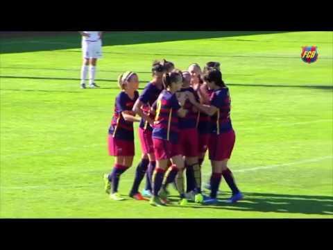 FC Barcelona women 0:10