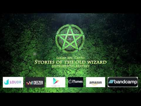Celtic Music-Stories of the old wizard(Album)-Logan Epic Canto-download