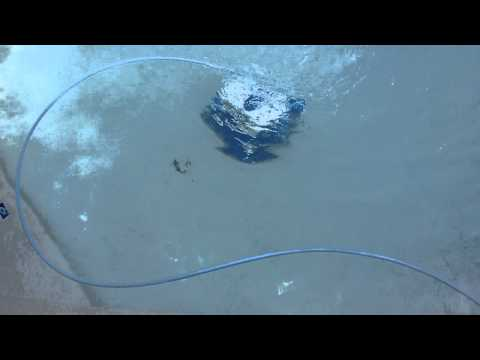 Aquabot Jr. Robotic Pool Cleaner