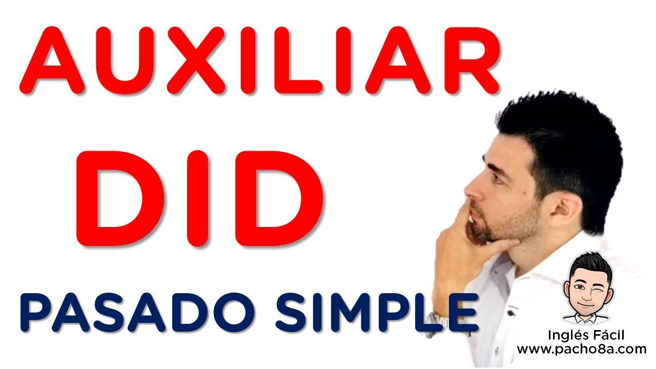 Download Así se usa el auxiliar DID en el pasado simple en inglés - Muy fácil