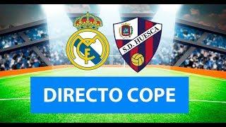 (SOLO AUDIO) Directo del Real Madrid 3-2 Huesca en Tiempo de Juego COPE