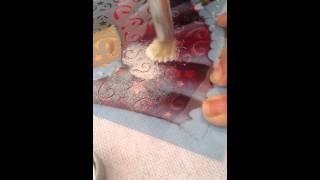 Como usar stencil na pintura