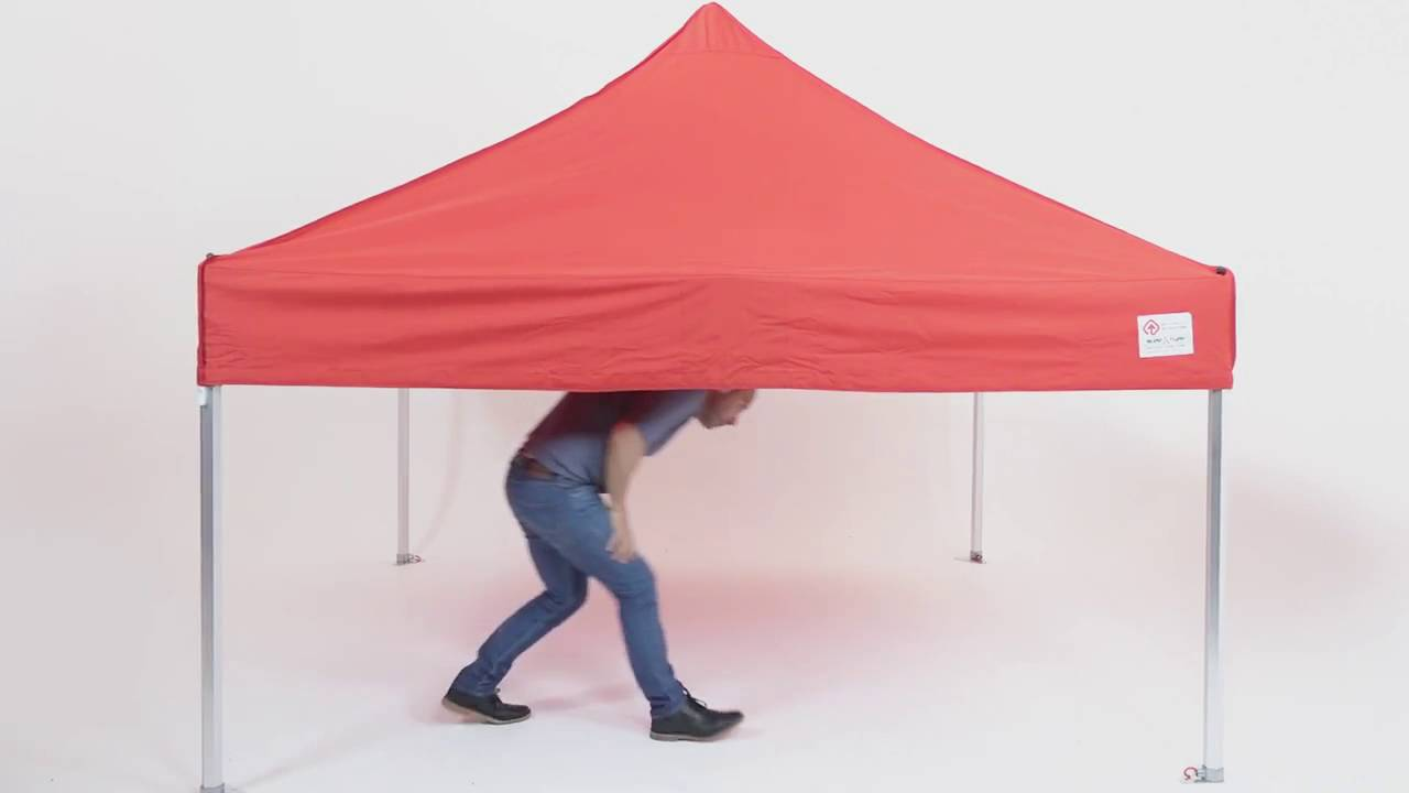 Canopro 3x3 1 man construction deconstruction with canopy