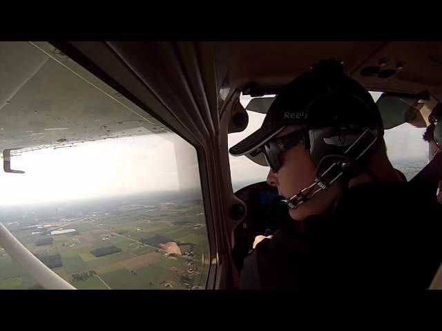 C-172: Small Airstrip Landings & Takeoffs (N12419)