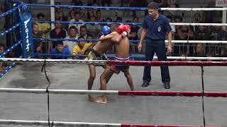 Kwanfa TigerMuayThai vs Anuwat Sitsortorlek