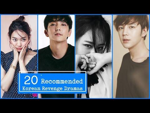 20 Recommended Korean Revenge Dramas